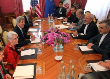 Nuclear Talks Reach Complicated Stage