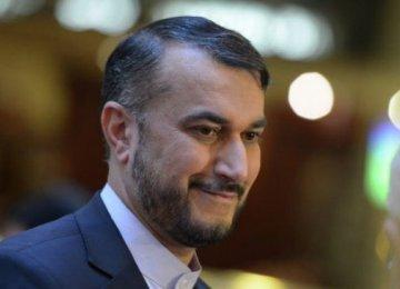 Deputy FM, Lebanon Minister Confer