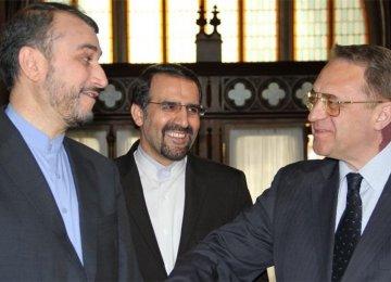 Consultations on Region
