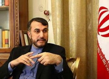 Backing Syria a Strategic Decision