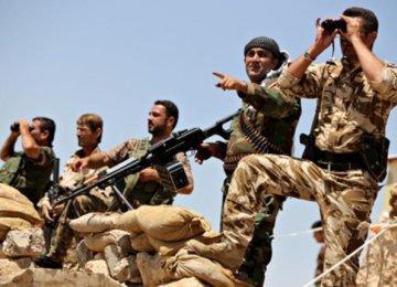 Unwavering Support for Iraq Anti-Terror Fight
