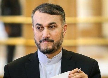 Deputy FM, German, Swiss Officials Discuss Mideast