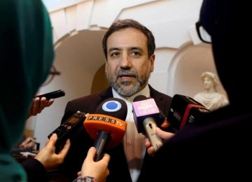 Tehran Expects Factual, Balanced PMD Report