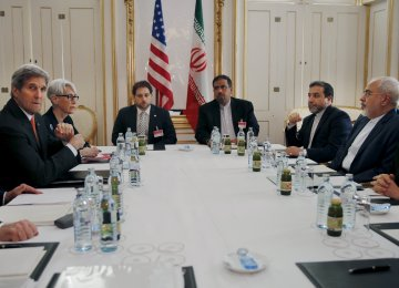 Negotiators  in High Spirits  to Seal Nuclear Deal