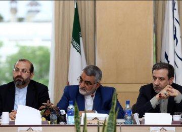 Senate Bill's Impact on Nuclear Talks Insignificant