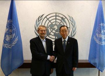 UN Chief Urges Greater Iran Role on Yemen