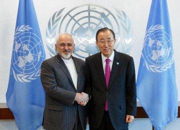 UN Asks Iran to Help Syria Peace Effort