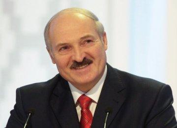 Belarus Sends Greetings