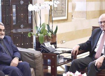 Tehran Can Help Settle Lebanon Political Crisis