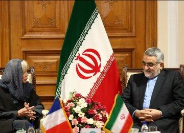 Tehran, Paris Should Build on Long-Standing Ties