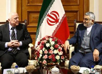 Tehran Stance Moves Talks on Track