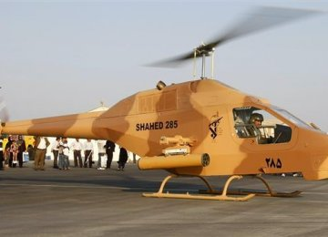 IRGC to Launch Copter Command