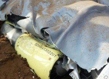 Clarification on Drone Crash