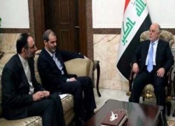 Envoy Meets Iraq PM