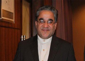 Envoy, Jordan MP Discuss Ties