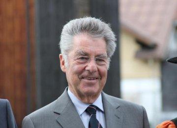 Austria President to Visit