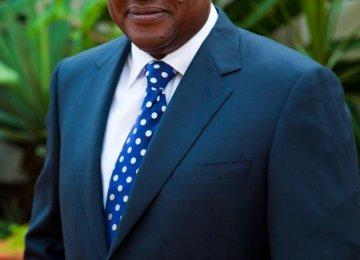 Ghana President Invited