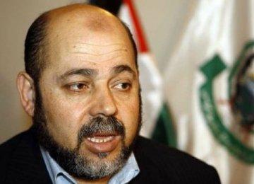 Hamas Says Tehran Ties Back on Track