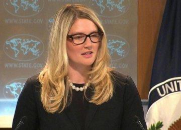 US Focused on Nov. Deadline for P5+1 Talks