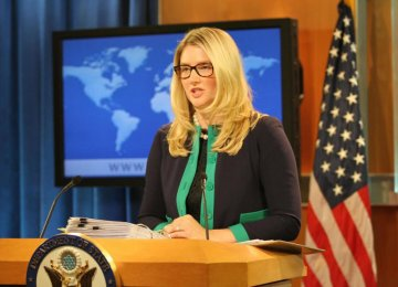 US Position on Sanctions Clarified