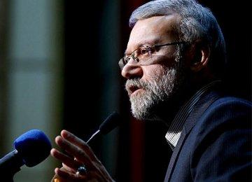 Majlis Speaker Meets Counterparts