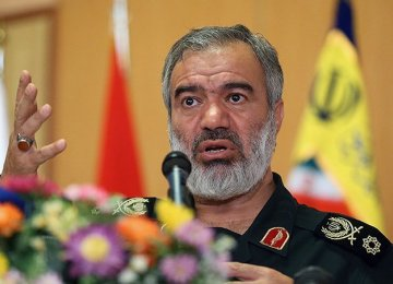 IRGC Able to Engage US Warships