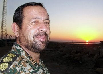 IRGC Colonel Martyred in Syria