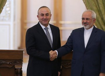 Zarif Urges Resolution of  Turkey-Russia Tension