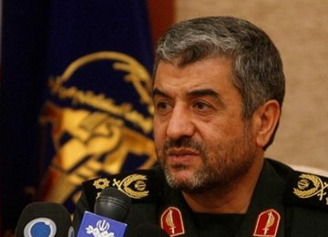 IRGC General Not Israel's Intended Target