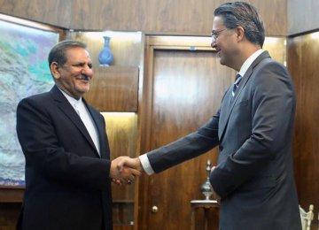 Iran-Turkey Coop. Can Restore Calm