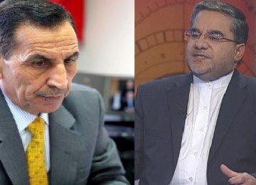 Envoy, Jordan Lawmaker Discuss Ties