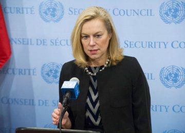 UN Welcomes Tehran's Initiative