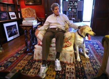 Kerry Hopeful About Iran Talks