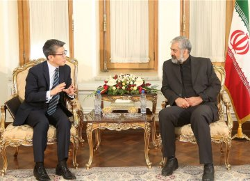 Political Interaction Key to Economic Ties
