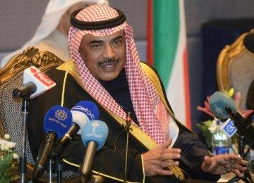 Kuwait  Welcomes  Tehran Rapprochement