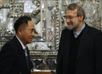 Ways to Boost Manila Ties Discussed