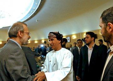 Speaker, Muslim Envoys Discuss Region