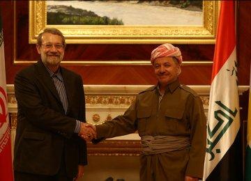 Iraqi Kurdistan Seeks Increased Support