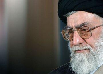 Leader Extends Condolences