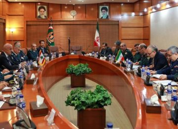 Iran Ready to Help  Reinforce Lebanon Security