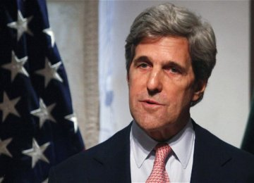 Kerry Pressed on Nuclear Talks