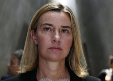 Mogherini to Chair Nuclear Talks