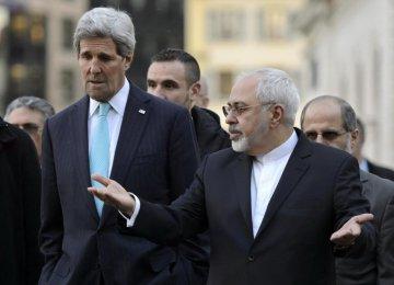 FM Cites Progress in Nuclear Talks