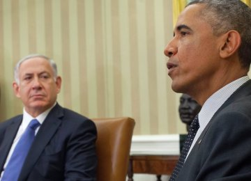 Obama, Netanyahu to Discuss Iran