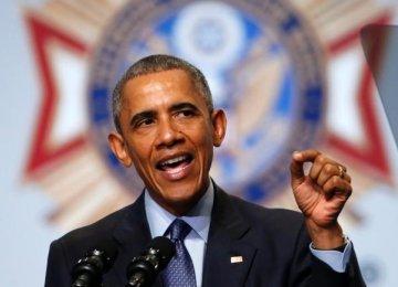 Obama Brushes Off Iran Accord Critics