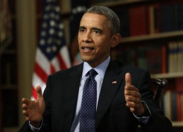 Obama Seeks Public Support for Nuclear Agreement