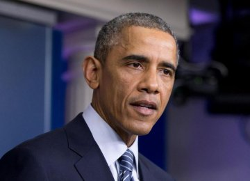 Obama Recognizes Shiite Militias' Role