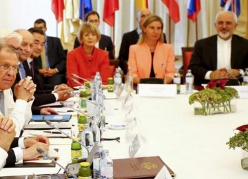 P5+1 Meeting on Lifting of Sanctions