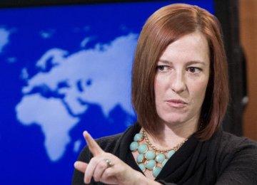 US Talks on Iraq