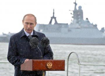 Putin's Backing